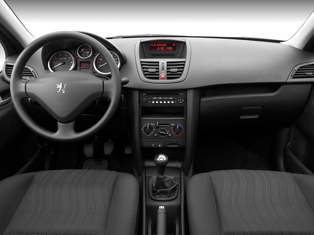Peugeot 207 voc n o esperava por um carro assim a for Peugeot 207 interior